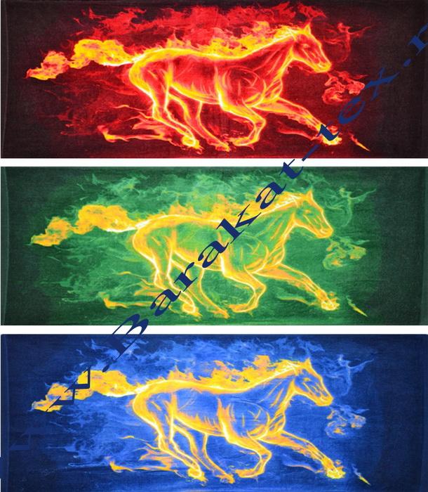 Огненная лошадка