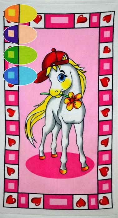 Влюблённый конь