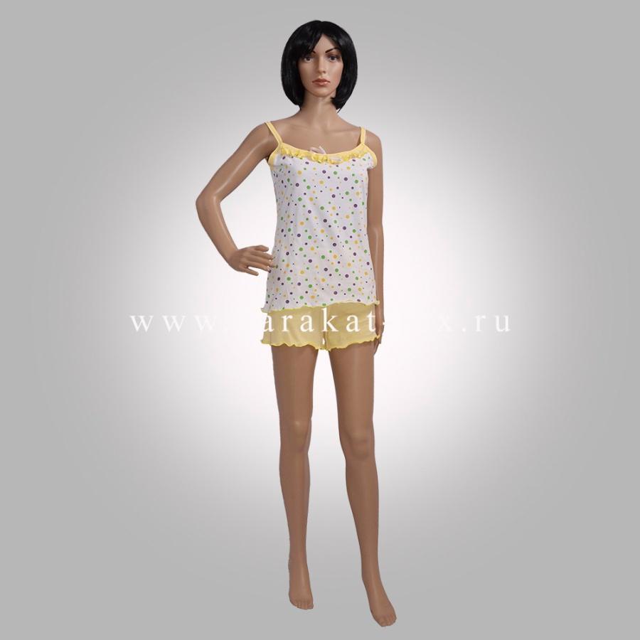 Сорочка женская с дл.рукавом  (2)